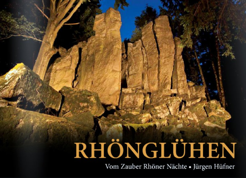 Rhönglühen - Cover